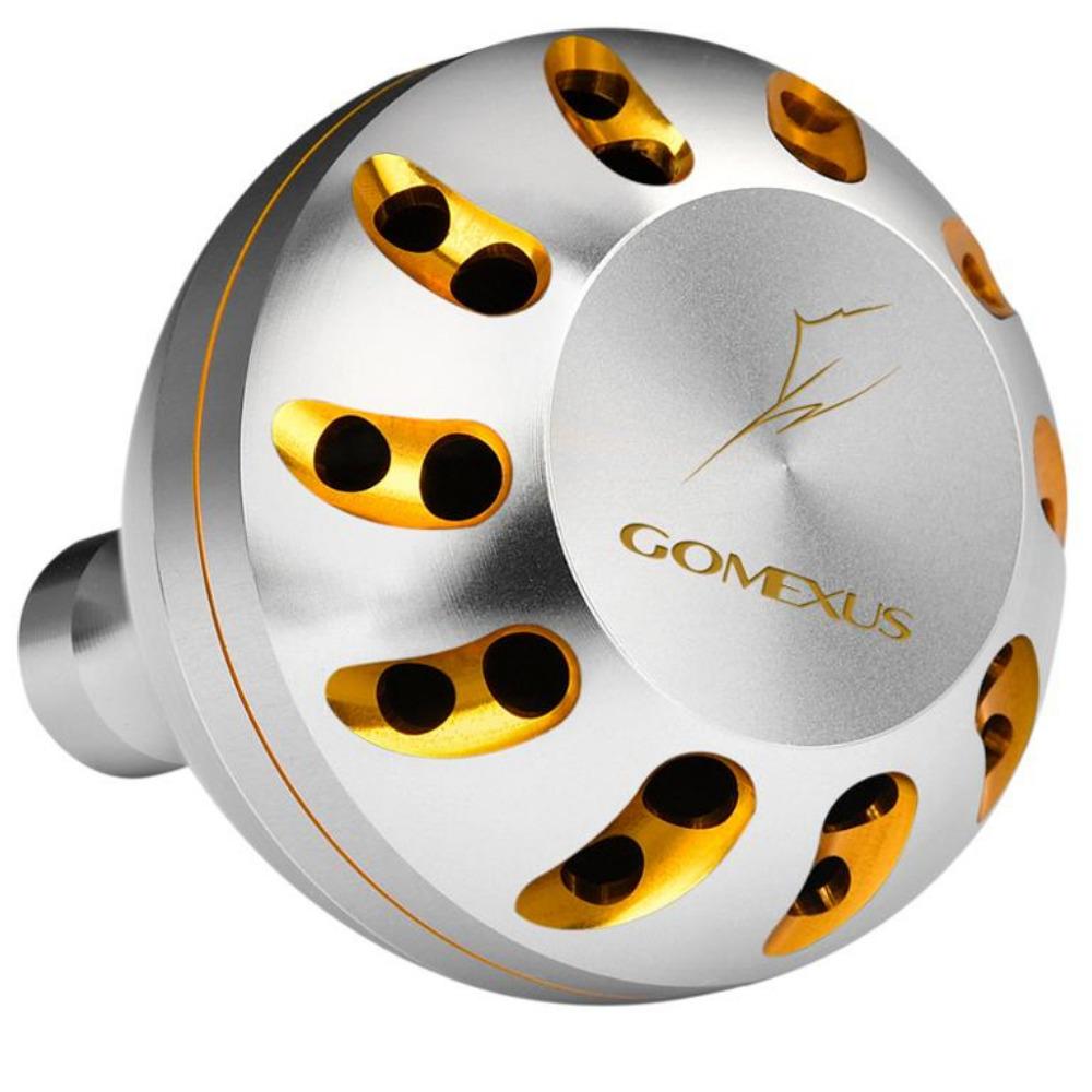 GOMEXUS Fishing Reel's Custom Part ALU Power Round Knob B45